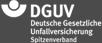 Logo: Deutsche Gesetzliche Unfallversicherung